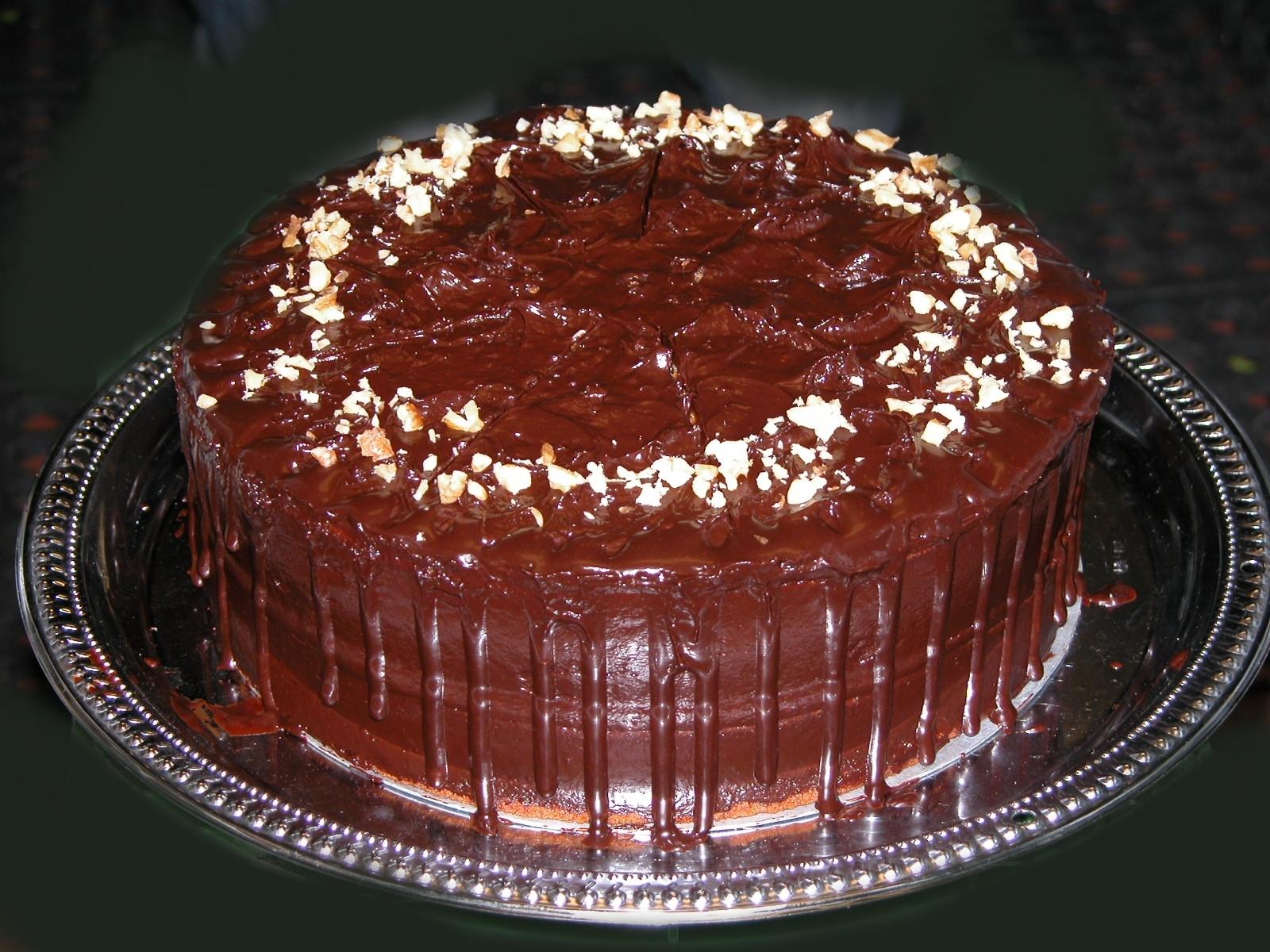 Торт натс пошаговый рецепт